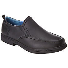 Buy John Lewis Shoreditch Slip-On Shoes, Black Online at johnlewis.com