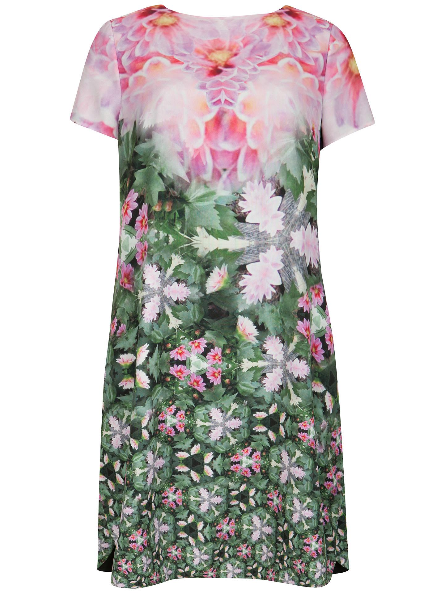 32ff3d7a47d Buy Ted Baker Natural Kingdom Tunic Dress, Multi, 6 Online at johnlewis.com