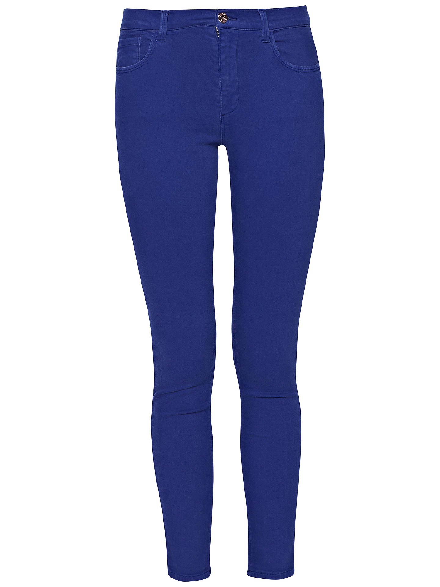 7a510982d3ce French Connection Coloured Denim Skinny Capri Jeans at John Lewis ...