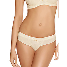 Buy Freya Deco Darling Briefs, Ivory Online at johnlewis.com