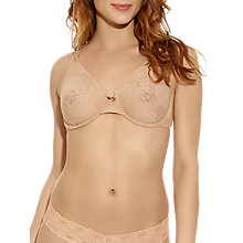 Buy Wacoal Halo Moulded Underwired Bra Online at johnlewis.com