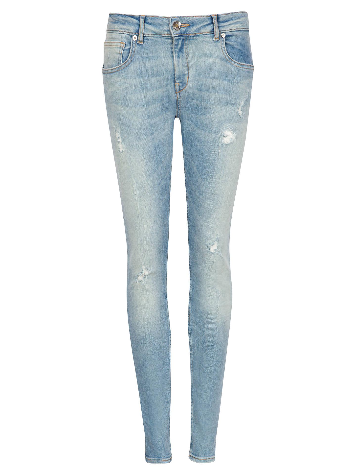 e90f88559 Buy Ted Baker Abrasion Skinny Jeans