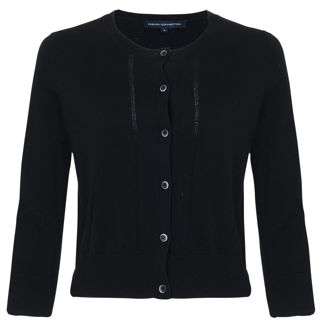 French Connection French Connection Spring Bambino Cardigan, Black