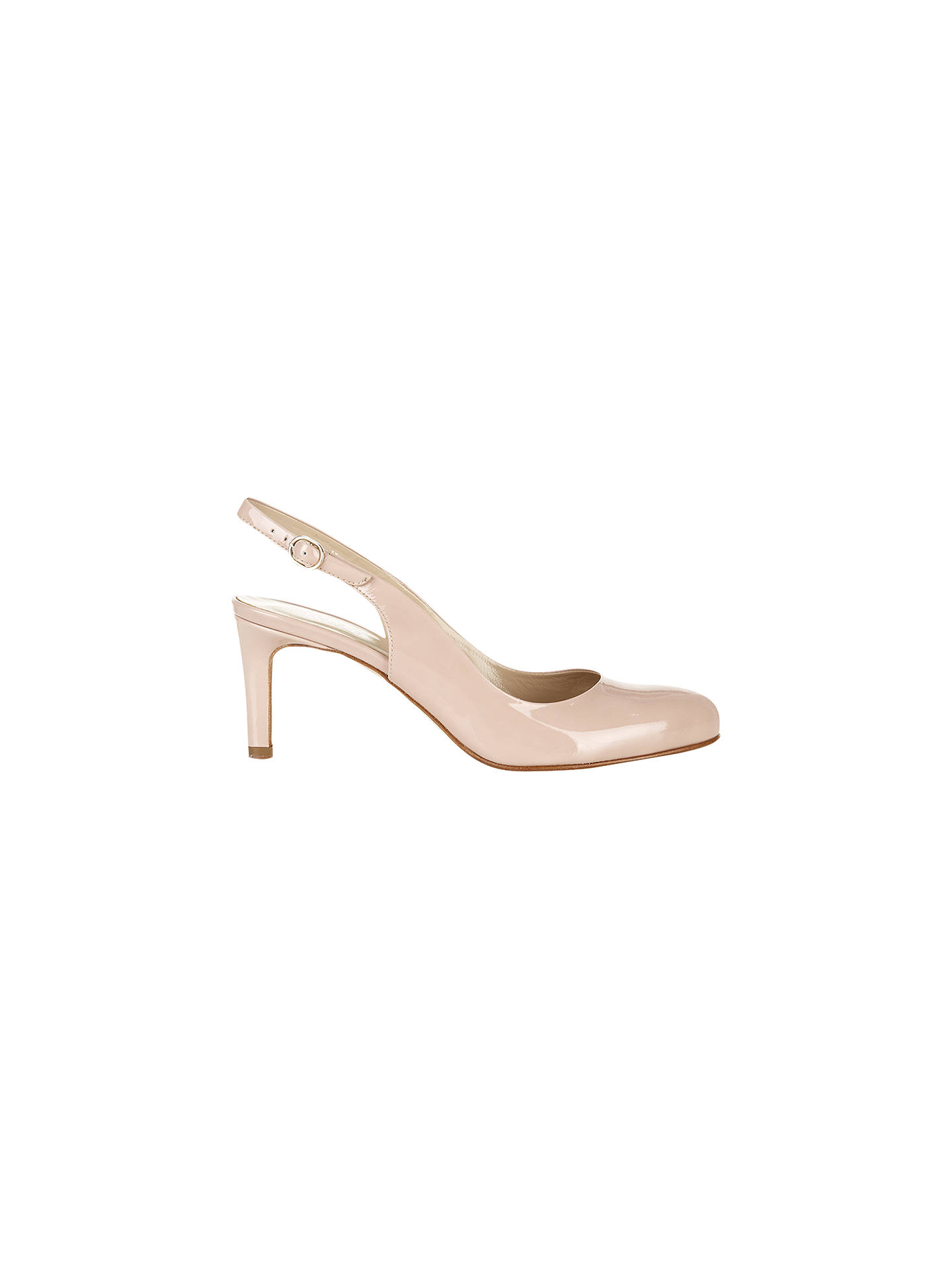 4dcc21f26 Hobbs Lizzie Slingback Court Shoes at John Lewis   Partners