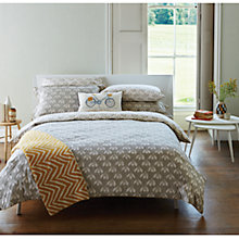 Buy Scion Snowdrop Bedding Online at johnlewis.com