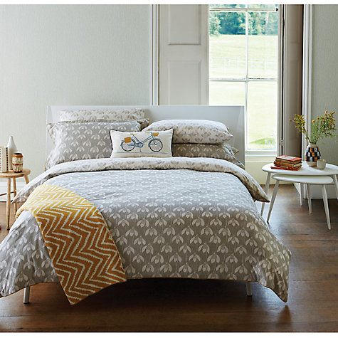 Scion Snowdrop Bedding Online At Johnlewis