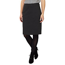 Buy John Lewis Taylor Slim Pencil Skirt, Grey Online at johnlewis.com