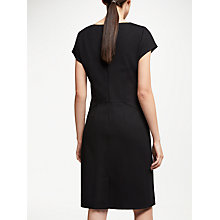 Buy John Lewis Taylor Cap Sleeve Ponte Dress Online at johnlewis.com