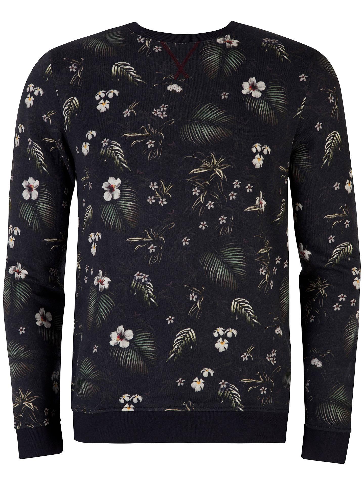 e62ce4f6733f BuyTed Baker Honesti Floral Printed Sweatshirt