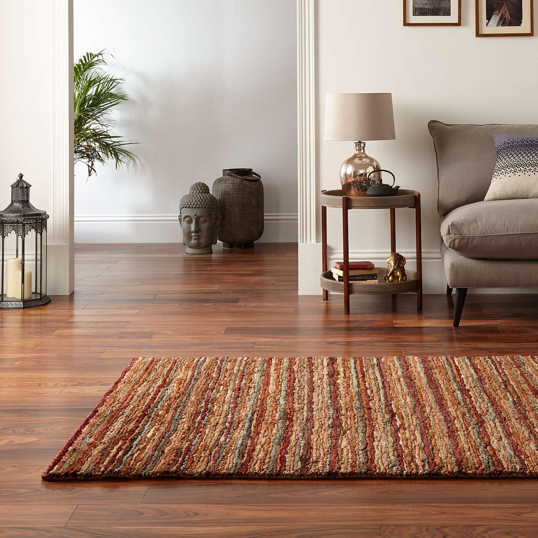 john lewis rustic jute stripe runner rug at john lewis. Black Bedroom Furniture Sets. Home Design Ideas
