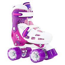 Buy SFR Racing Storm 2 Roller Skates, Pink/White Online at johnlewis.com