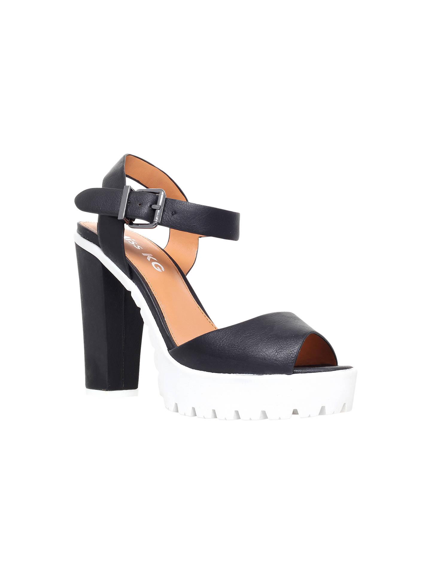 Miss KG Rea Block Heel Sandals at John Lewis & Partners
