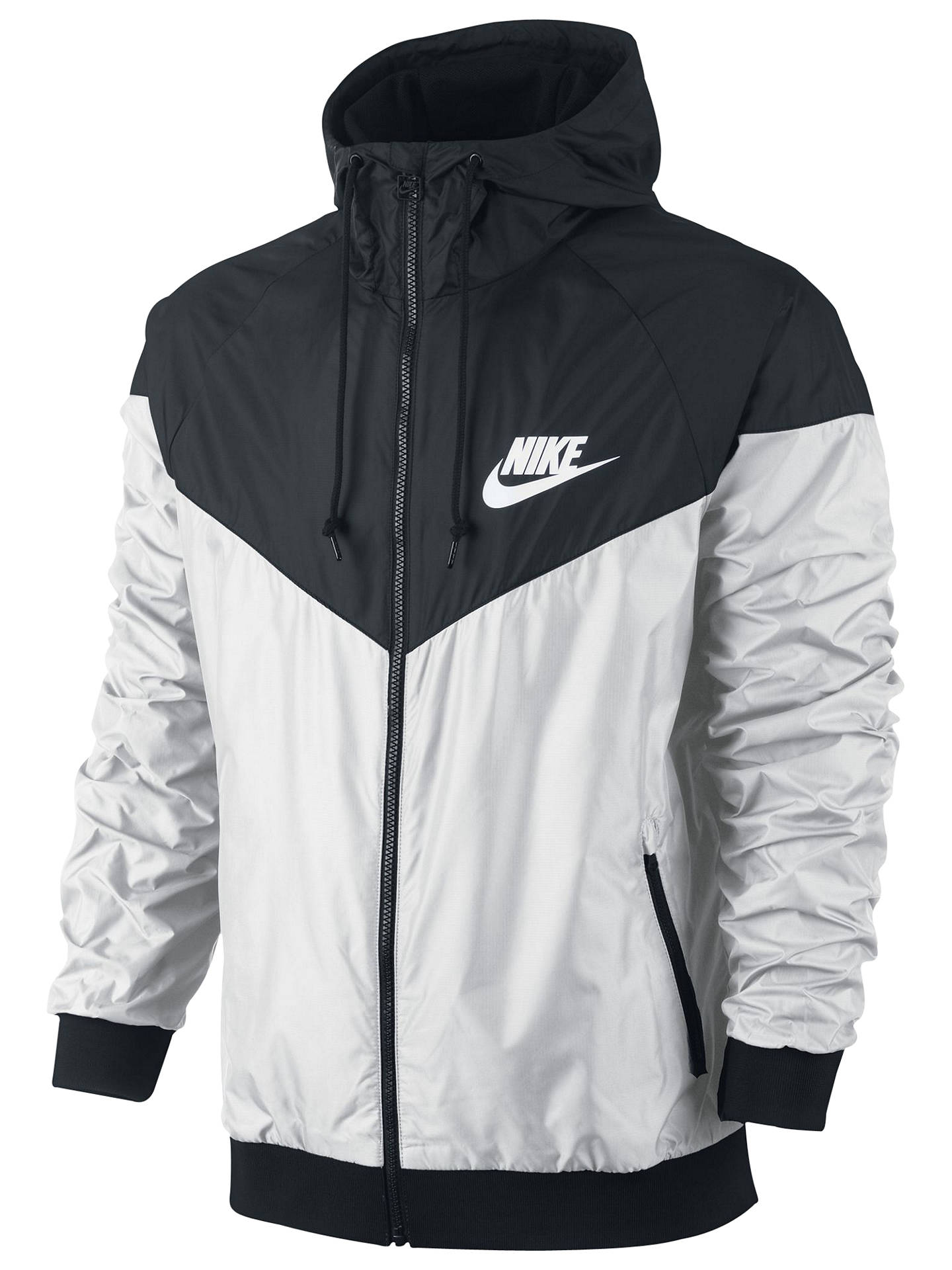 0d60ce678d75 Nike Windrunner Running Jacket at John Lewis   Partners