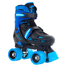 Buy SFR Racing Storm 2 Roller Skates, Blue/Black Online at johnlewis.com
