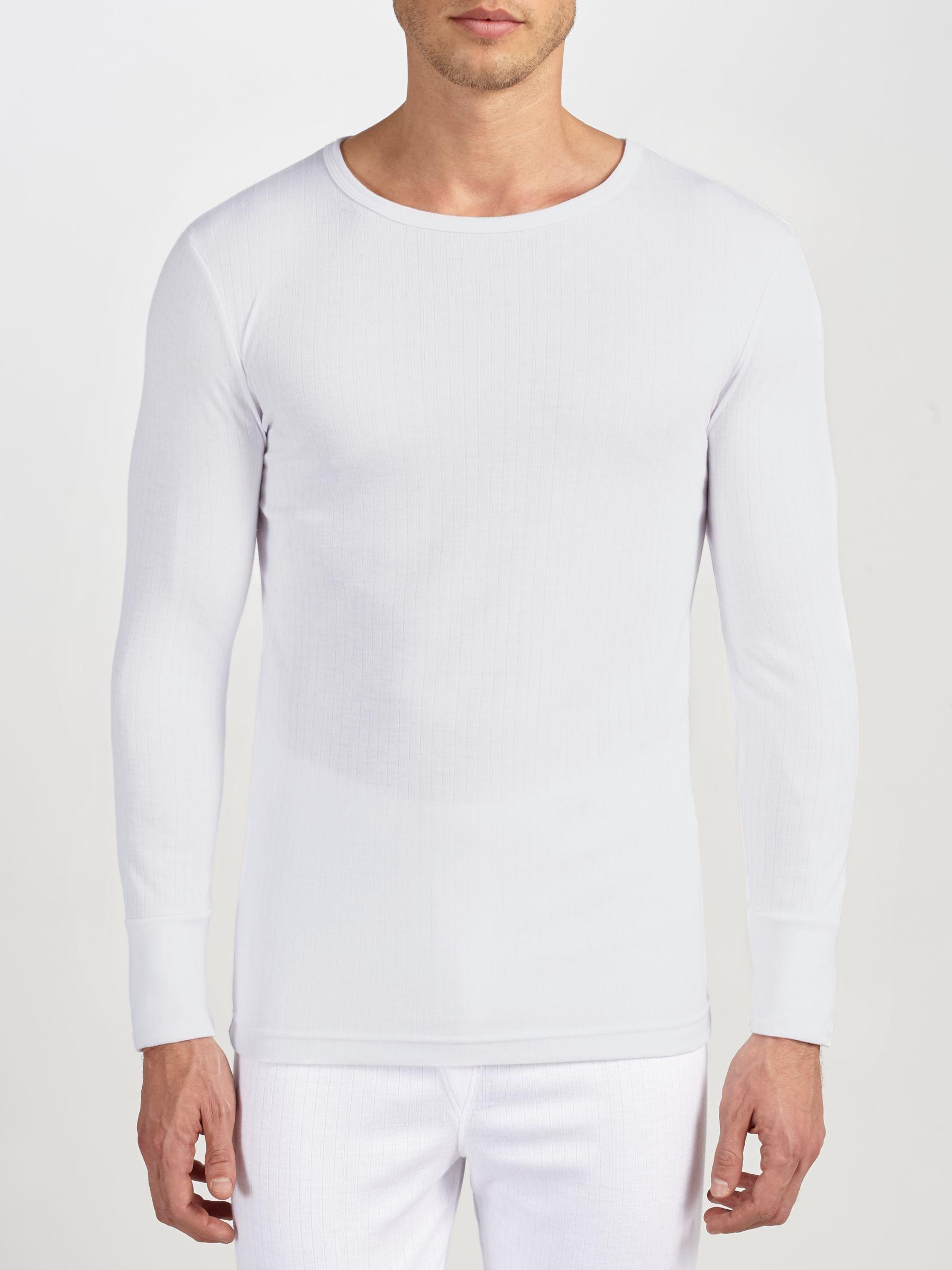 John Lewis & Partners John Lewis & Partners Long Sleeve Thermal Vest