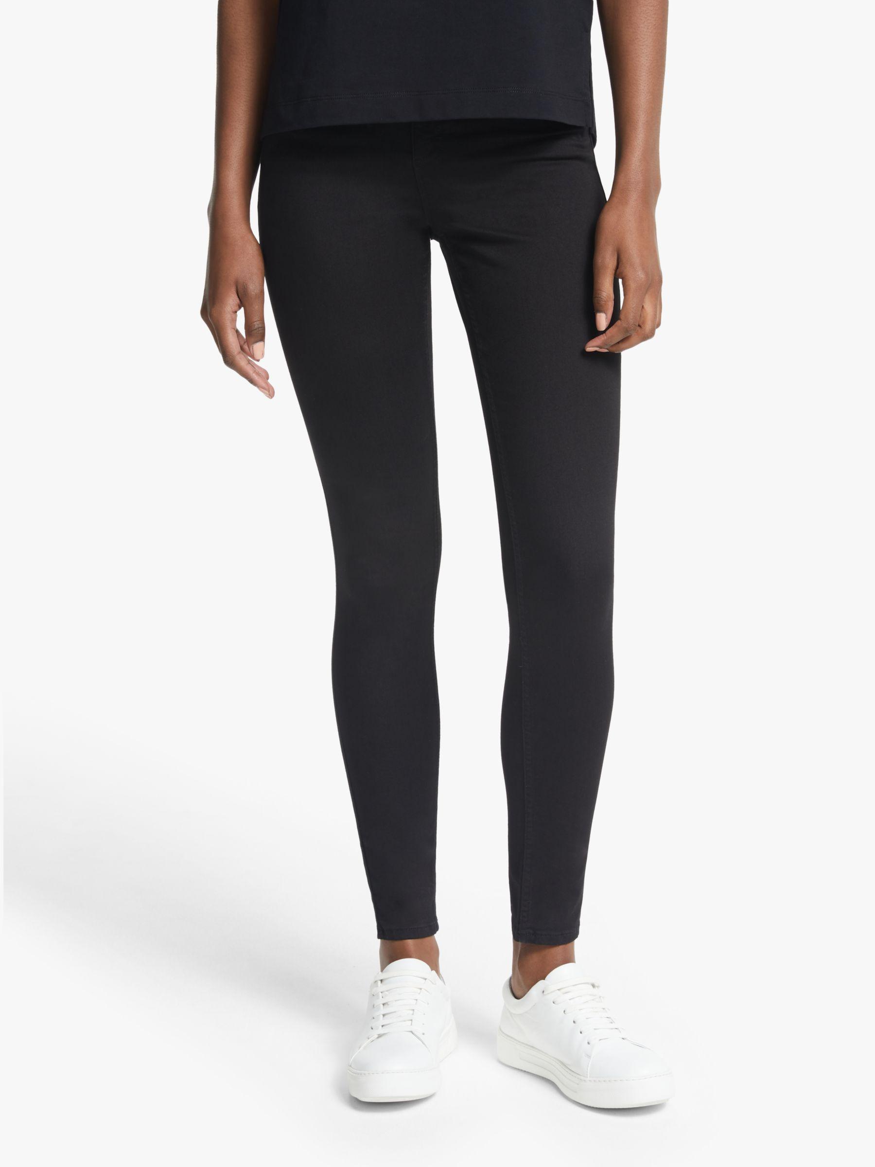 Kin Kin Skinny Denim Jeans, Black