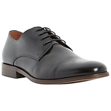 Buy Dune Rogan Gibson Shoes, Black Online at johnlewis.com