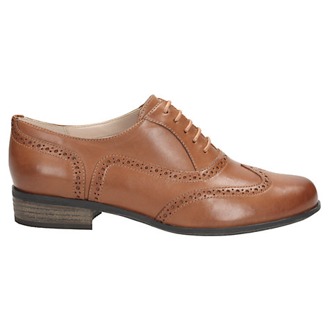 Buy Clarks Hamble Oak Leather Brogues Online at johnlewis.com