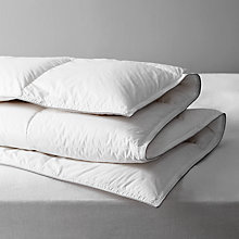 Buy John Lewis Canadian Goose Down Duvet, 9 Tog Online at johnlewis.com
