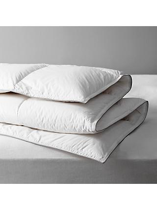 John Lewis & Partners The Ultimate Collection Canadian Goose Down Duvet, 9 Tog