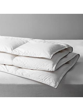 John Lewis & Partners The Ultimate Collection Canadian Goose Down Duvet, 4.5 Tog