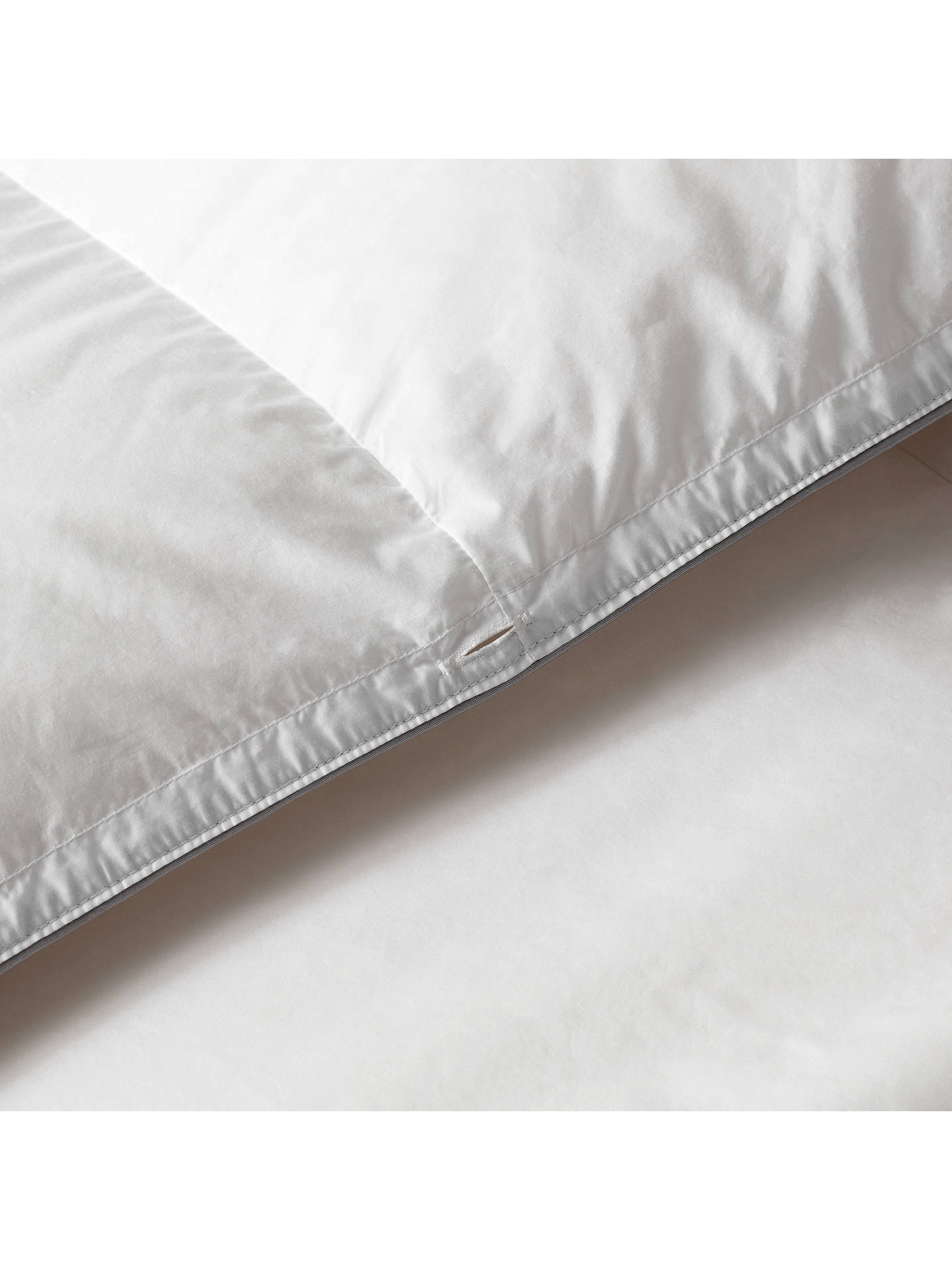 BuyJohn Lewis & Partners The Ultimate Collection Canadian Goose Down Duvet, 4.5 Tog, Single Online at johnlewis.com