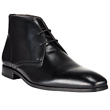 Buy Kin by John Lewis Hughie Leather Chukka Boots Online at johnlewis.com