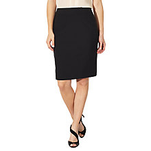 Buy John Lewis Gracie Fine Wool Pencil Skirt, Black Online at johnlewis.com
