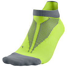 Buy Nike Elite Lightweight No-Show Tab Running Socks Online at johnlewis.com