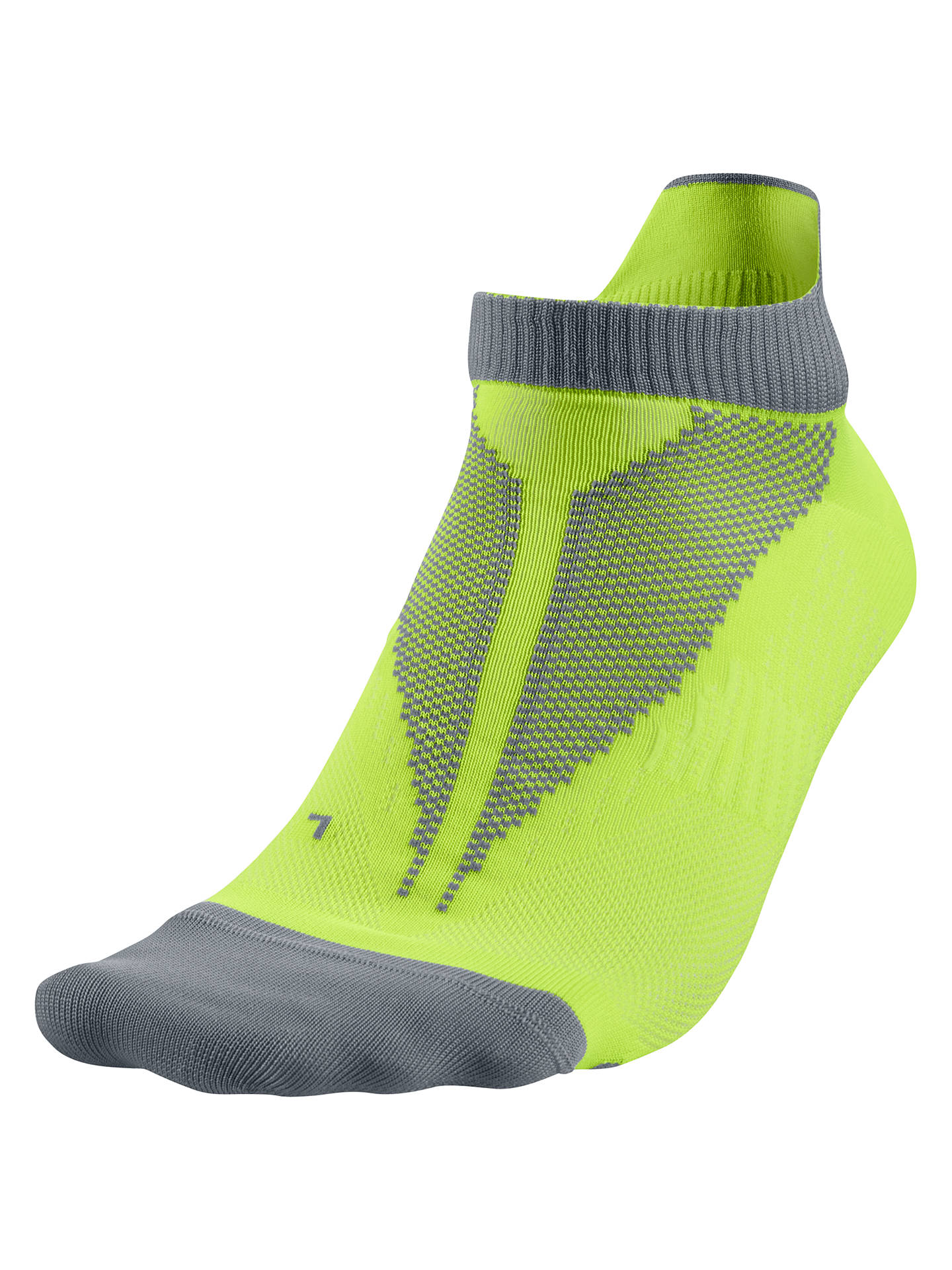 size 40 discount new lower prices Nike Elite Lightweight No-Show Tab Running Socks at John ...