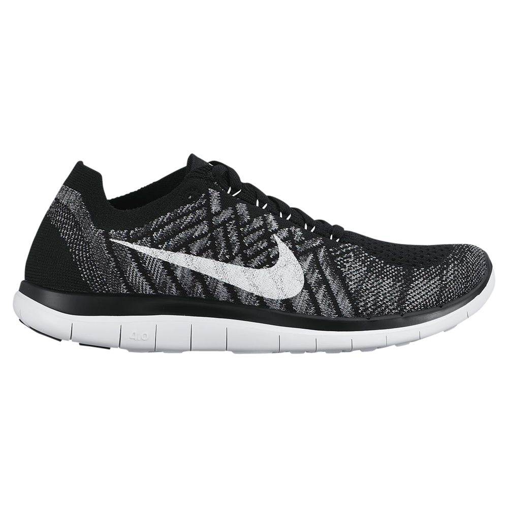 quality design 84340 30f62 Nike Free 4.0 Flyknit Women's Running Shoes at John Lewis & Partners