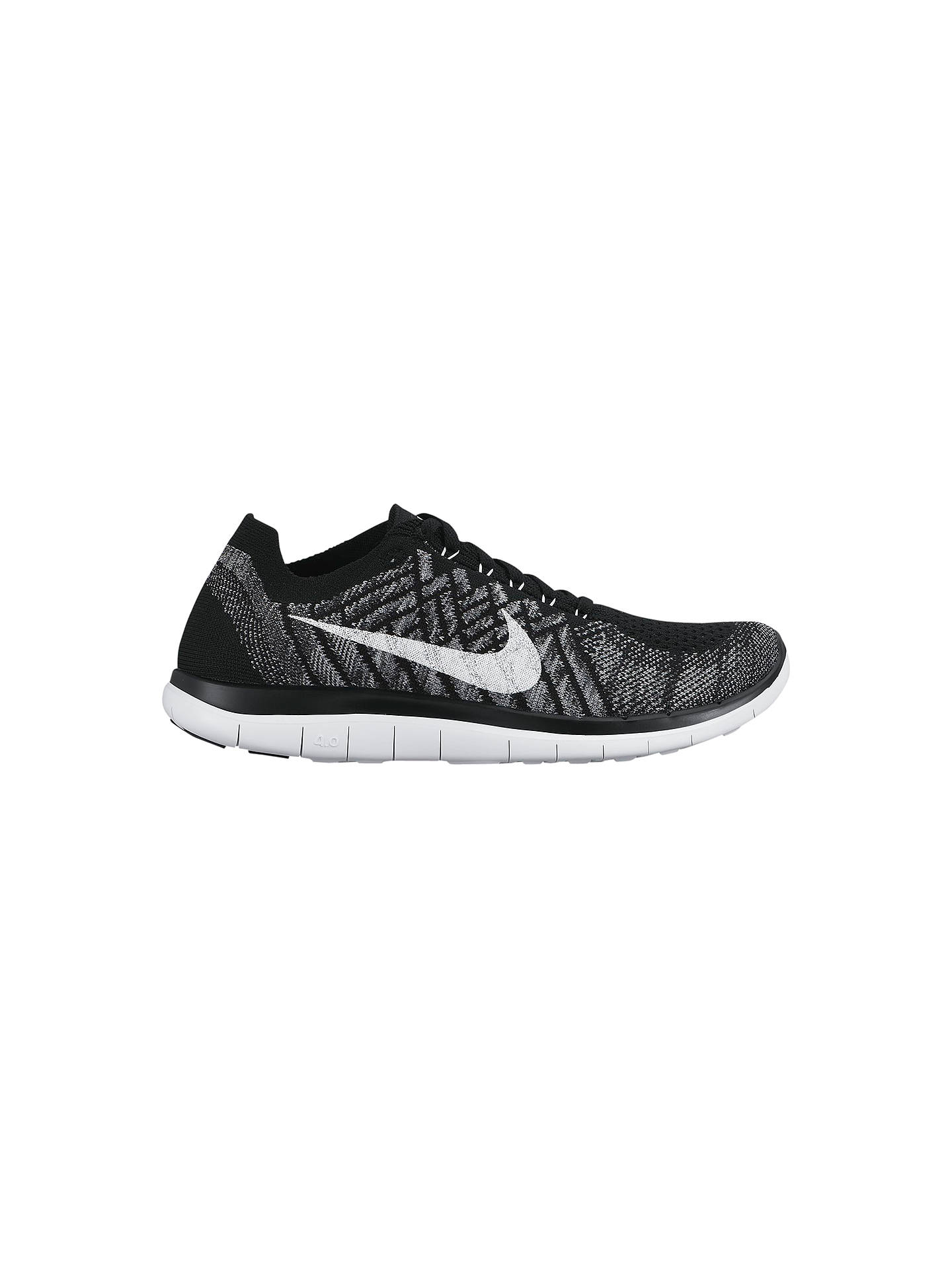 b9529ad50aa3 Nike Free 4.0 Flyknit Women s Running Shoes at John Lewis   Partners