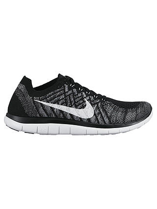 huge discount 66c3f 66d57 Nike Free 4.0 Flyknit Women's Running Shoes at John Lewis ...
