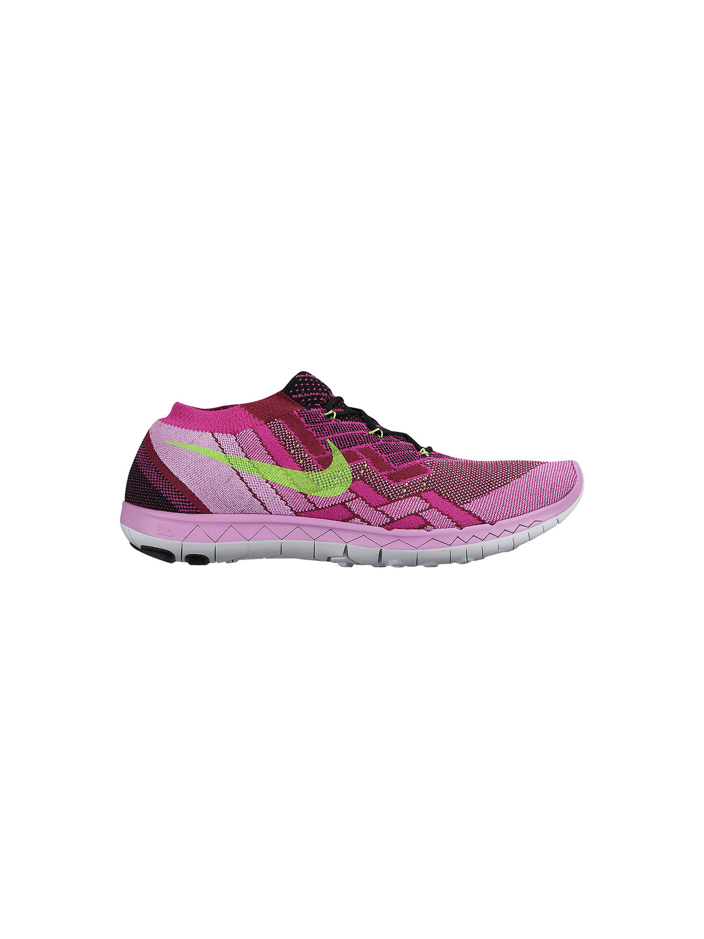 fefa0cb0d Nike Free 3.0 Flyknit Women's Running Shoe at John Lewis & Partners