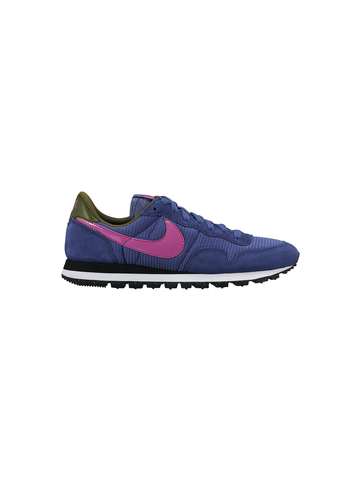 online retailer bea16 6cd80 Buy Nike Air Pegasus 83 Women s Running Shoes, Purple Pink, 4 Online at ...