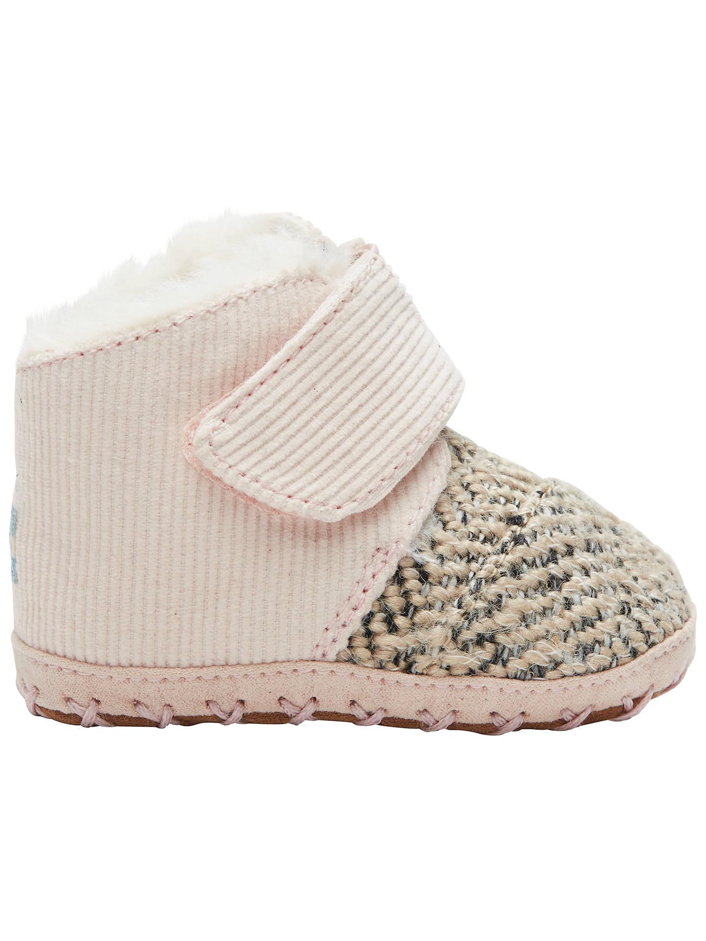fc26eb2500c Buy TOMS Cuna Ribbed Crib Boots