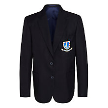 Buy St Clement Danes Secondary School Senior Girls' Blazer, Navy Online at johnlewis.com
