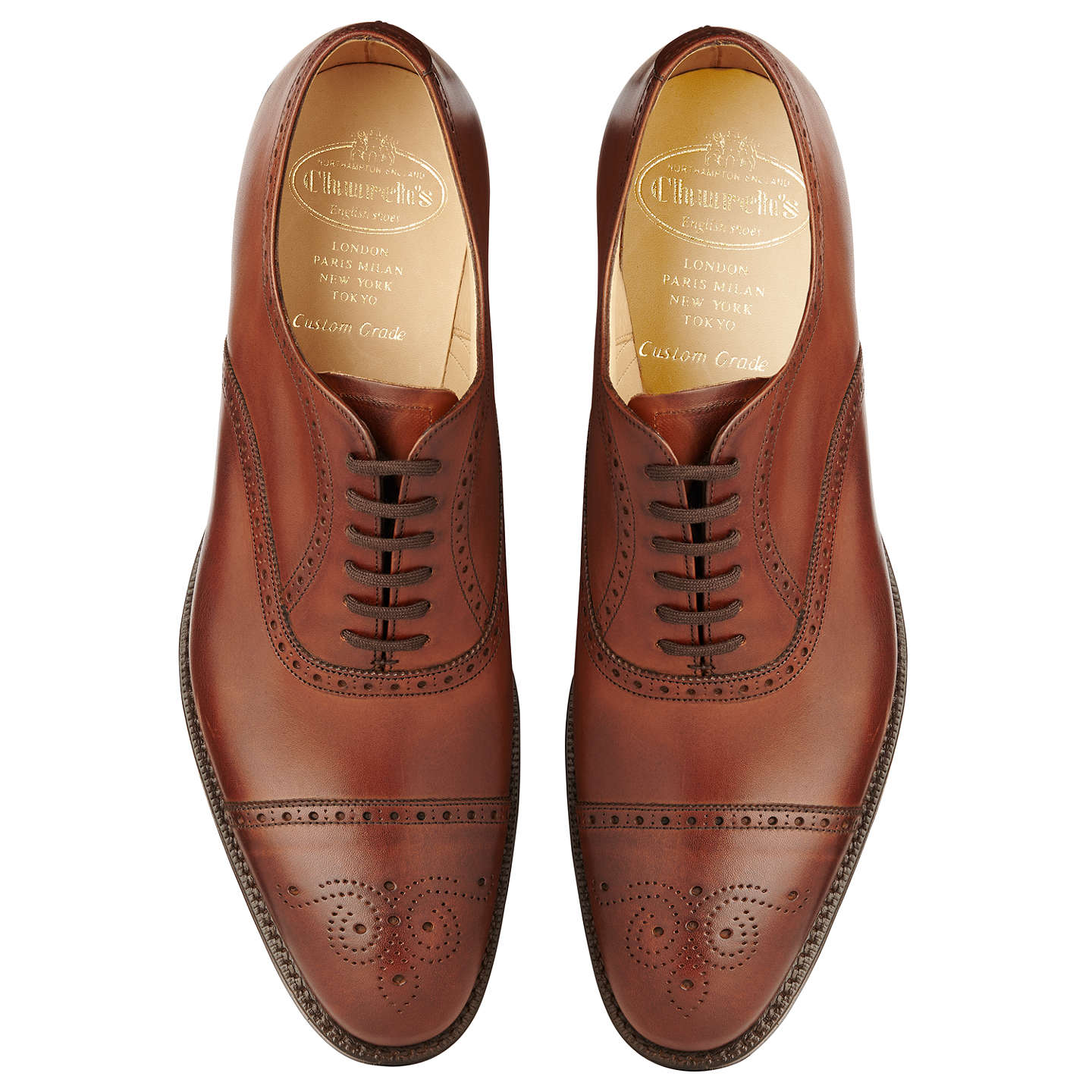 John Lewis Mens Shoes Brogues