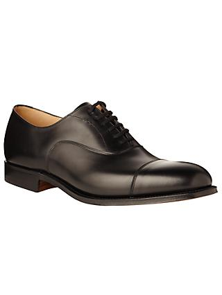 Church's Dubai Leather Oxford Shoes, Black