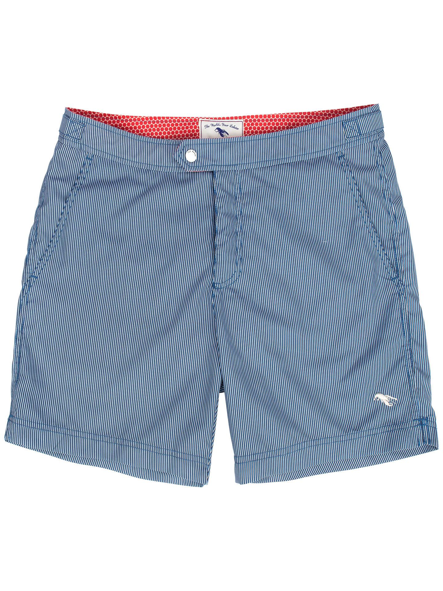 34d0bccada Buy Ted Baker T for Tall Rockfel Swim Shorts, Bright Blue, 4T Online at ...
