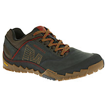 Buy Merrell Annex Walking Shoes, Blue Online at johnlewis.com