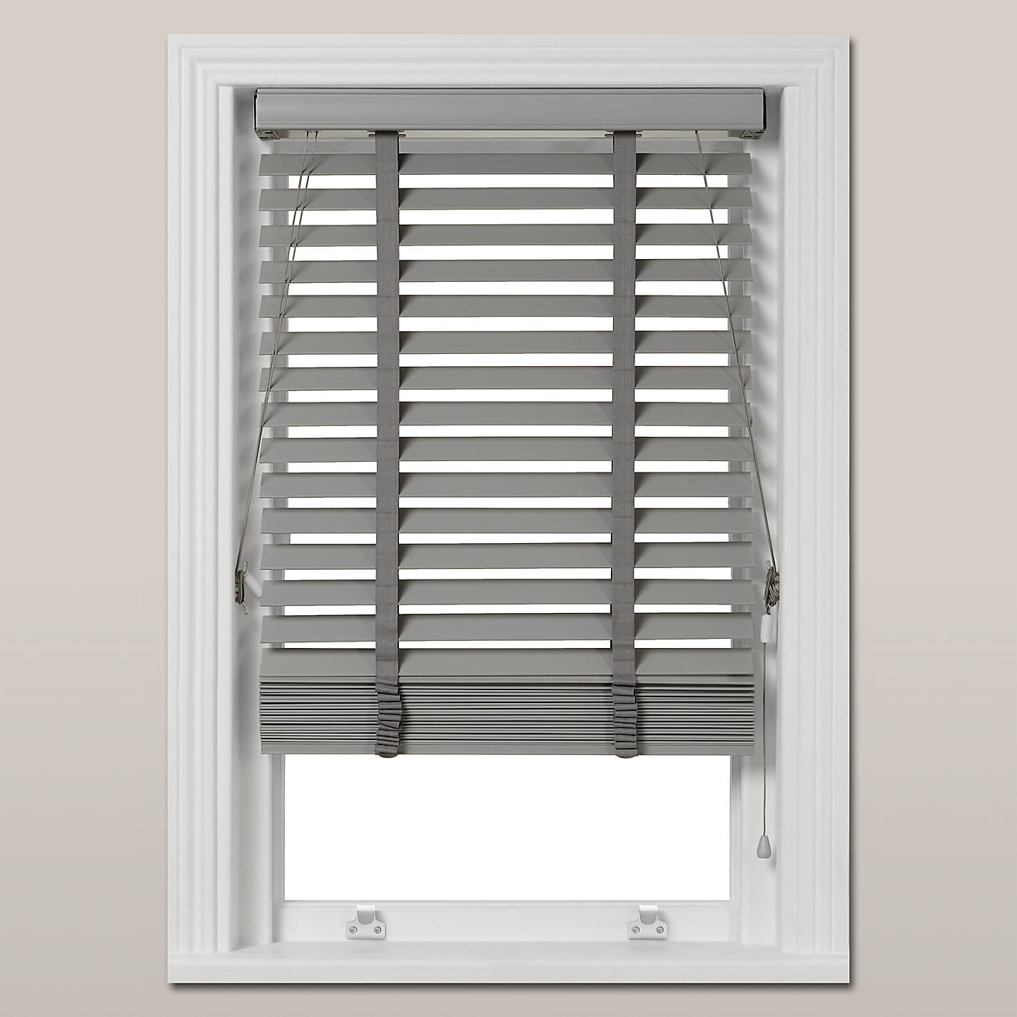 Cheap roman shades clearance - Buy John Lewis Croft Collection Wood Venetian Blind Fsc Certified 50mm