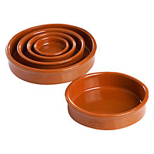 Buy Regas Terracotta Tapas Dishes Online at johnlewis.com