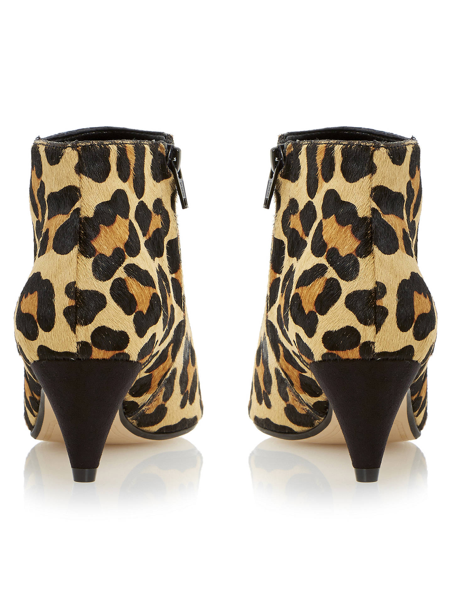 980a5fdf077 Dune Ophelia Kitten Heeled Ankle Boots at John Lewis & Partners