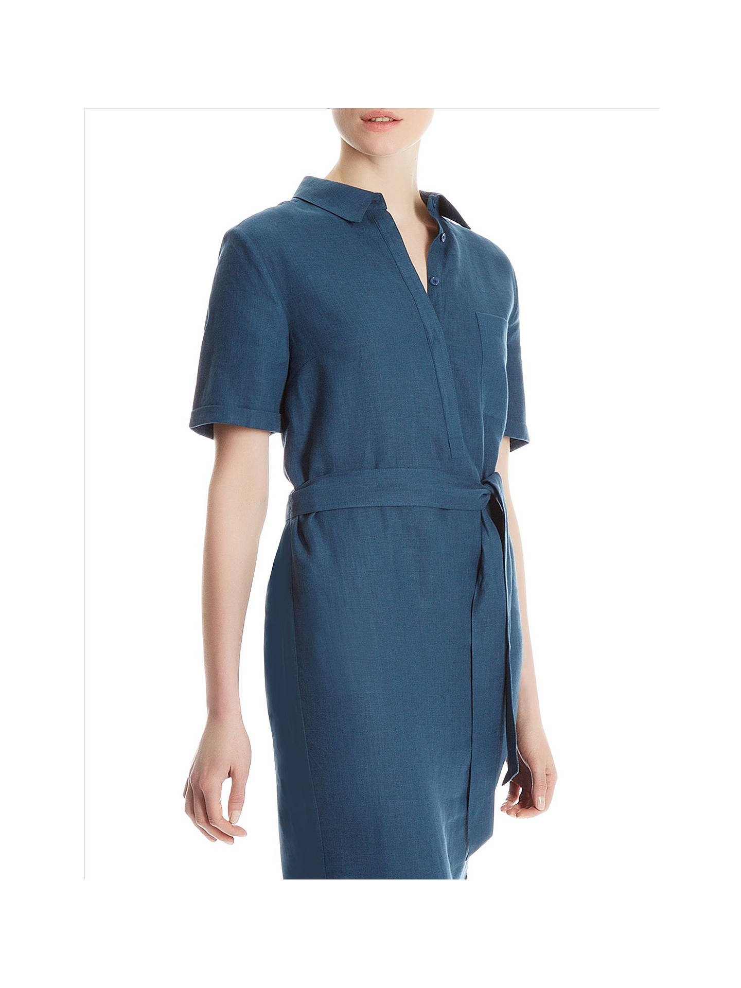 e533ba2904f ... Buy Jaeger Linen Shirt Dress