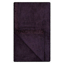 Buy John Lewis Roma Throw, L325 x W200cm Online at johnlewis.com