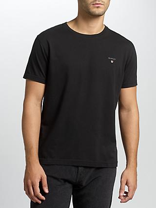 GANT Cotton Crew Neck T-Shirt
