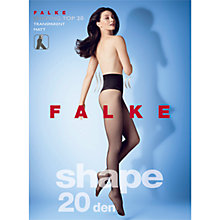 Buy Falke Shaping 20 Denier Non-Slip Top Tights, Pack of 1 Online at johnlewis.com