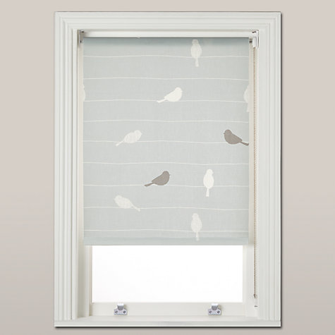 Buy John Lewis Bird On A Wire Daylight Roller Blind