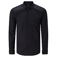 Buy Scotch & Soda Stretch Poplin Tailored Shirt Online at johnlewis.com